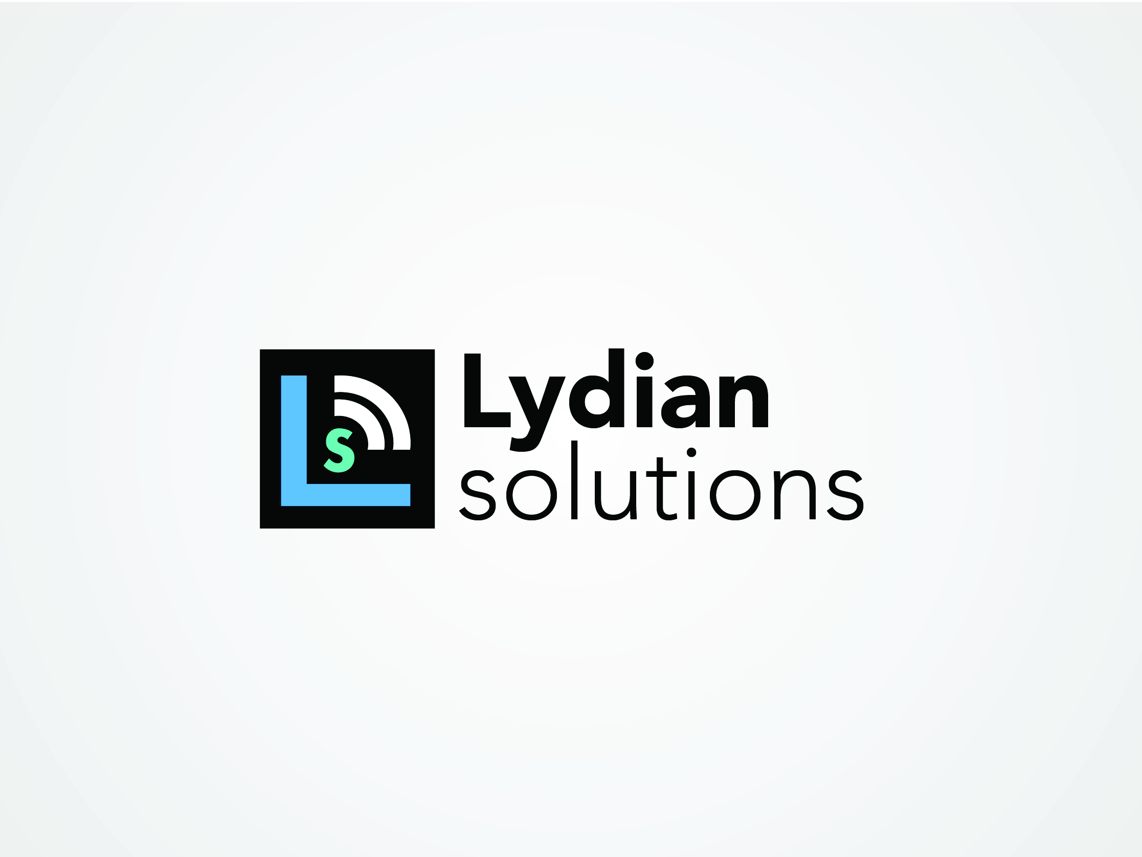 Logo Design by hali3n - Entry No. 17 in the Logo Design Contest Fun Logo Design for Lydian Solutions.