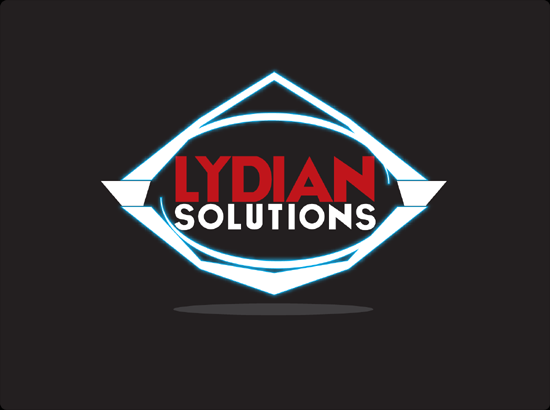 Logo Design by Md Iftekharul Islam Pavel - Entry No. 19 in the Logo Design Contest Fun Logo Design for Lydian Solutions.