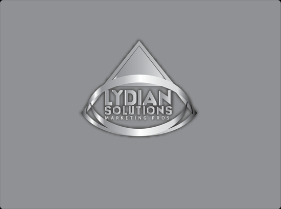 Logo Design by Md Iftekharul Islam Pavel - Entry No. 20 in the Logo Design Contest Fun Logo Design for Lydian Solutions.