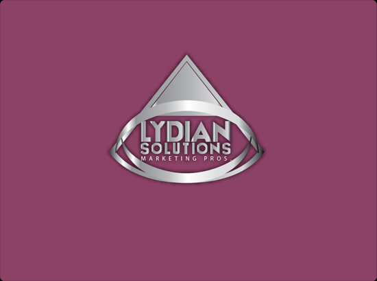 Logo Design by Md Iftekharul Islam Pavel - Entry No. 21 in the Logo Design Contest Fun Logo Design for Lydian Solutions.