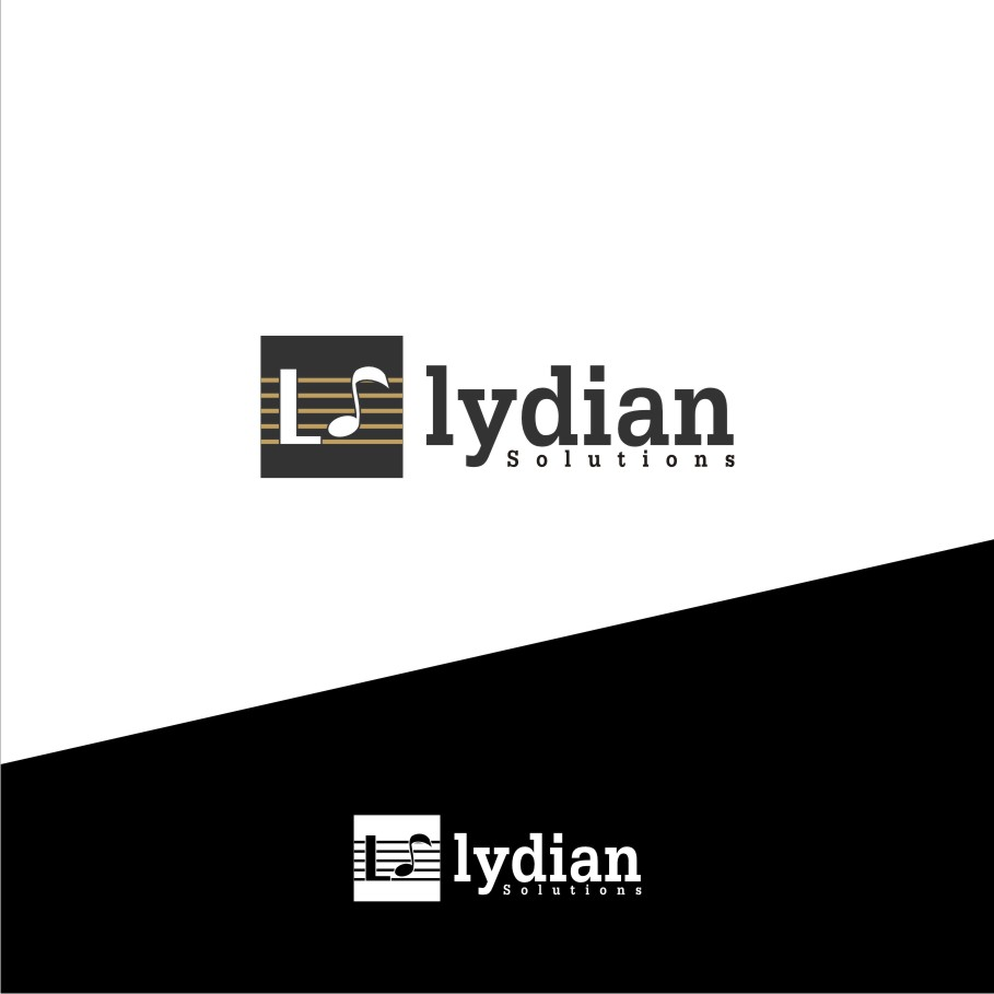 Logo Design by graphicleaf - Entry No. 22 in the Logo Design Contest Fun Logo Design for Lydian Solutions.