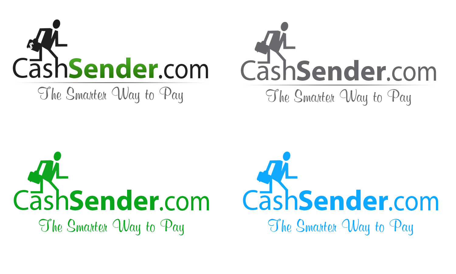 Logo Design by golden-hand - Entry No. 64 in the Logo Design Contest Logo Design needed for alternative payment site CashSender.com.