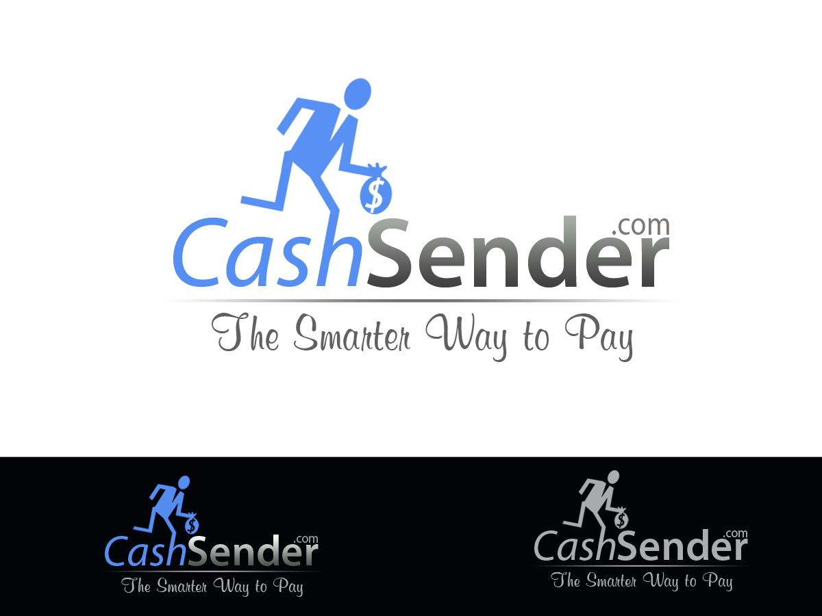 Logo Design by Golden_Hand - Entry No. 65 in the Logo Design Contest Logo Design needed for alternative payment site CashSender.com.