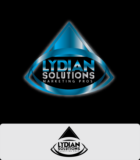 Logo Design by Md Iftekharul Islam Pavel - Entry No. 23 in the Logo Design Contest Fun Logo Design for Lydian Solutions.