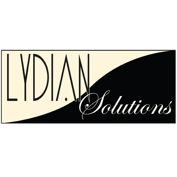 Logo Design by DavidNMedia - Entry No. 25 in the Logo Design Contest Fun Logo Design for Lydian Solutions.