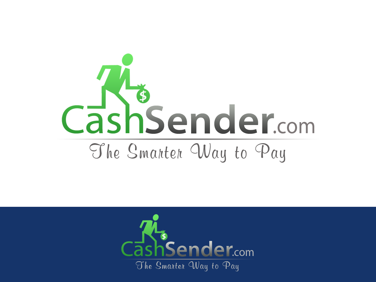 Logo Design by golden-hand - Entry No. 66 in the Logo Design Contest Logo Design needed for alternative payment site CashSender.com.