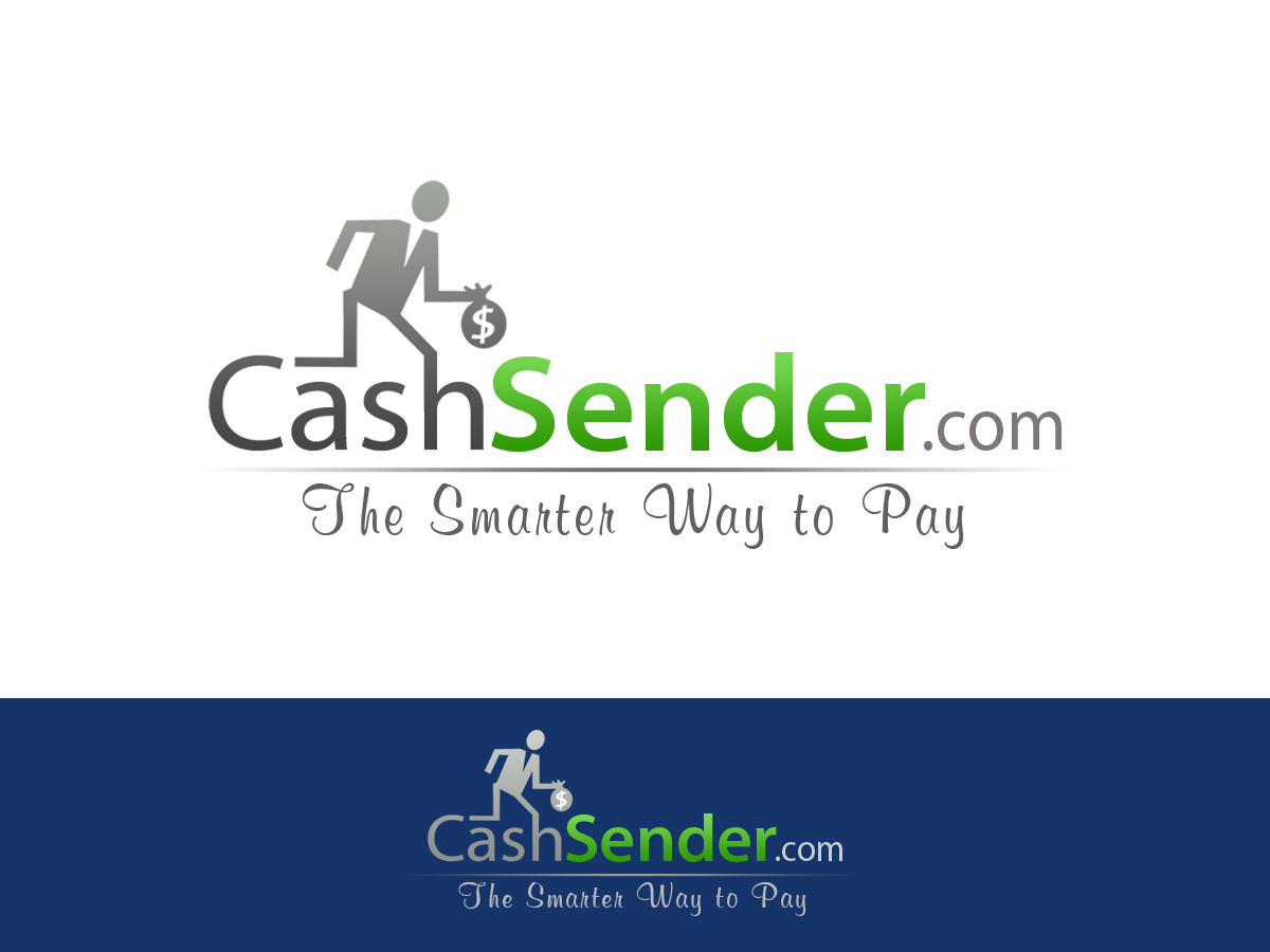 Logo Design by golden-hand - Entry No. 67 in the Logo Design Contest Logo Design needed for alternative payment site CashSender.com.