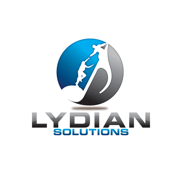 Logo Design by storm - Entry No. 32 in the Logo Design Contest Fun Logo Design for Lydian Solutions.