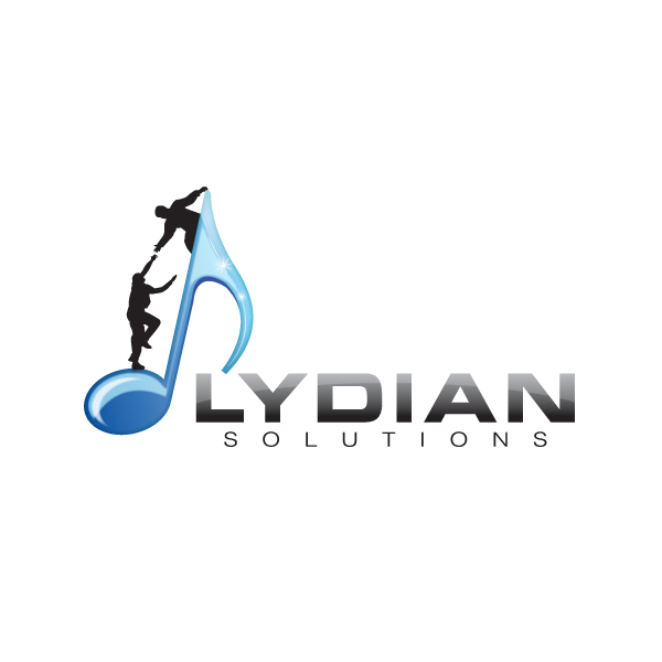 Logo Design by storm - Entry No. 33 in the Logo Design Contest Fun Logo Design for Lydian Solutions.