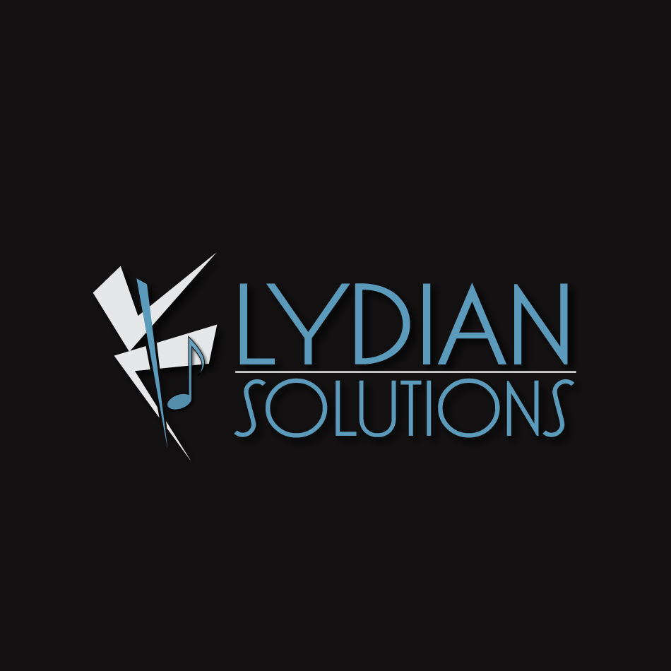 Logo Design by moonflower - Entry No. 40 in the Logo Design Contest Fun Logo Design for Lydian Solutions.