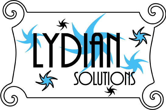 Logo Design by who_else88 - Entry No. 41 in the Logo Design Contest Fun Logo Design for Lydian Solutions.