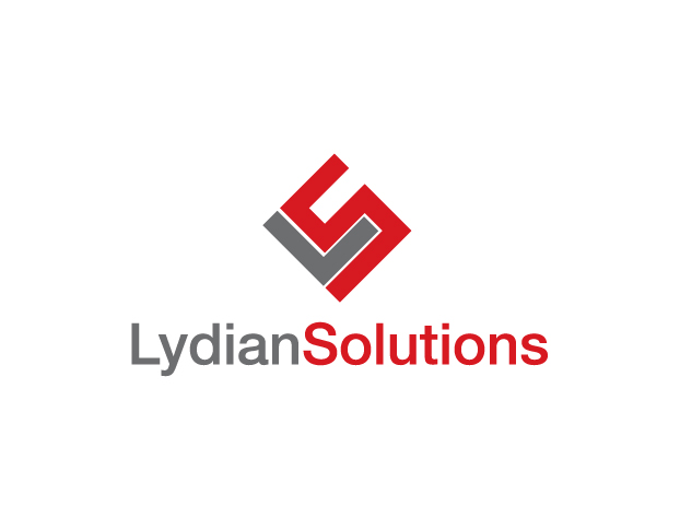 Logo Design by Nazim - Entry No. 42 in the Logo Design Contest Fun Logo Design for Lydian Solutions.