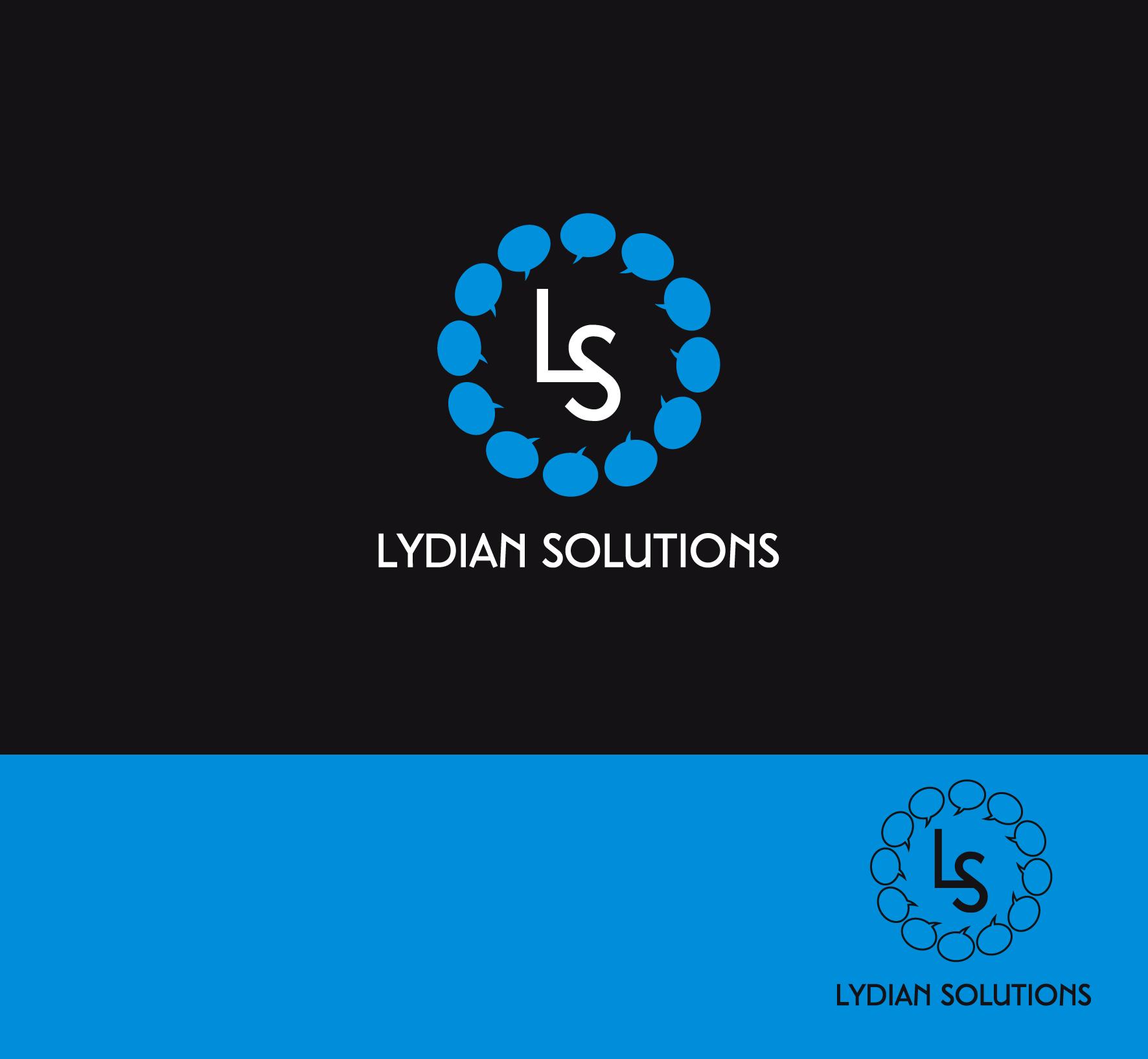 Logo Design by luna - Entry No. 44 in the Logo Design Contest Fun Logo Design for Lydian Solutions.