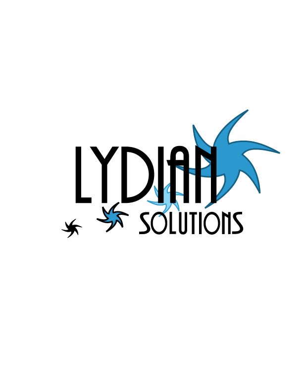 Logo Design by who_else88 - Entry No. 49 in the Logo Design Contest Fun Logo Design for Lydian Solutions.