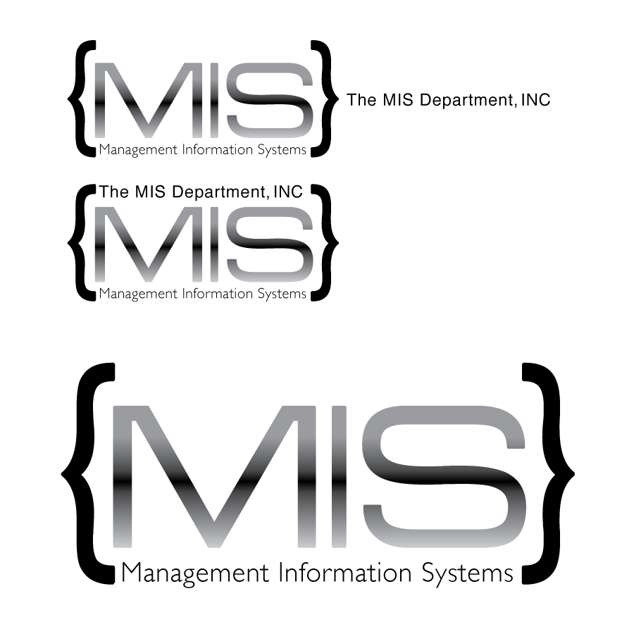 Logo Design by Private User - Entry No. 69 in the Logo Design Contest The MIS Department, Inc..