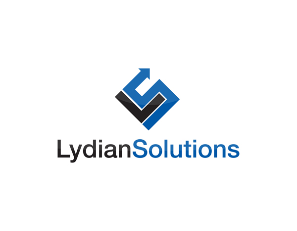 Logo Design by Nazim - Entry No. 55 in the Logo Design Contest Fun Logo Design for Lydian Solutions.