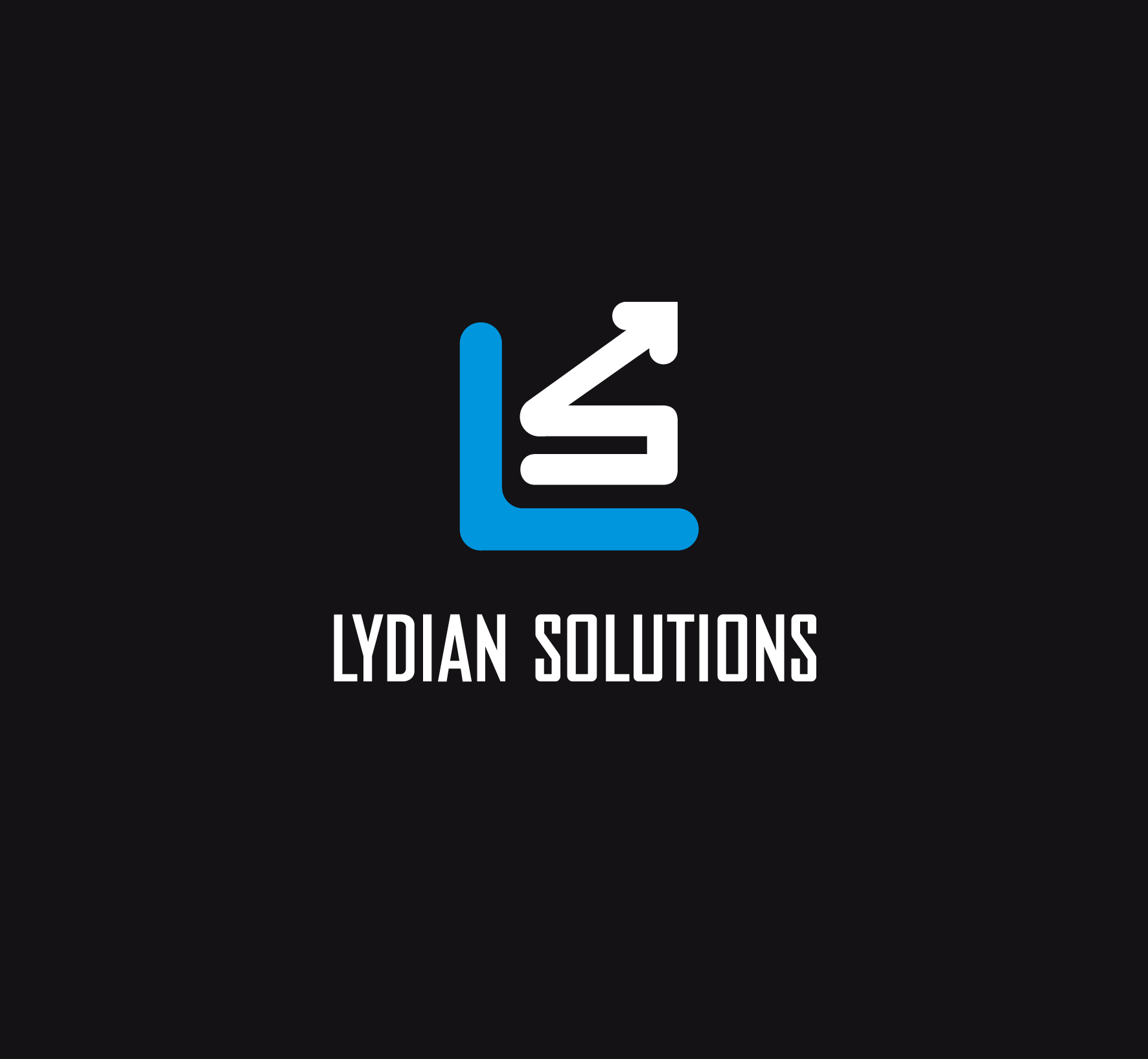 Logo Design by luna - Entry No. 59 in the Logo Design Contest Fun Logo Design for Lydian Solutions.