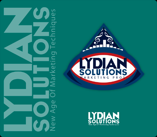 Logo Design by Md Iftekharul Islam Pavel - Entry No. 63 in the Logo Design Contest Fun Logo Design for Lydian Solutions.