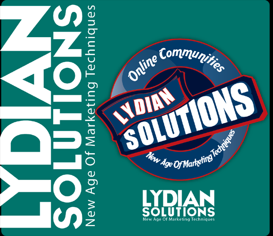 Logo Design by Md Iftekharul Islam Pavel - Entry No. 64 in the Logo Design Contest Fun Logo Design for Lydian Solutions.
