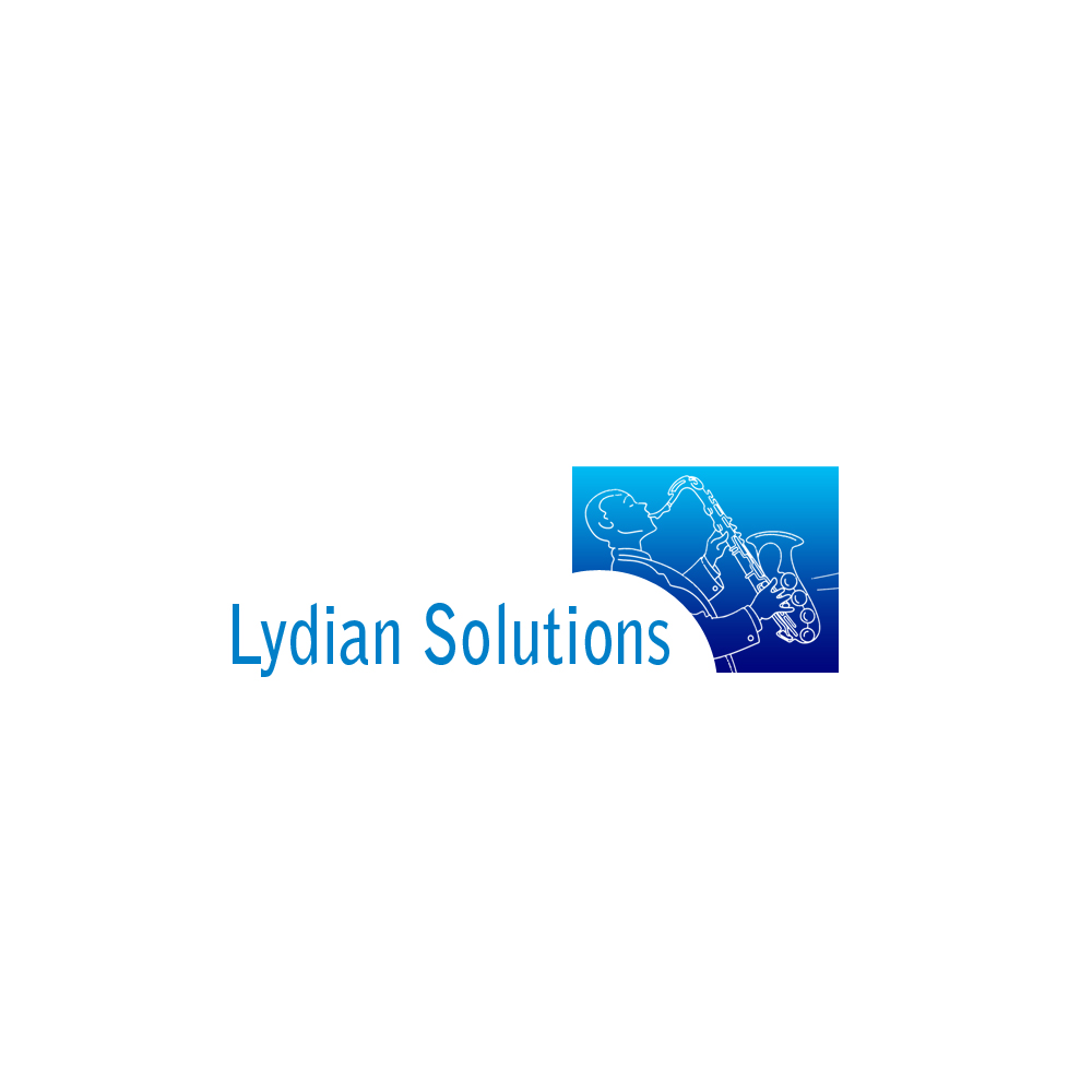 Logo Design by Private User - Entry No. 65 in the Logo Design Contest Fun Logo Design for Lydian Solutions.