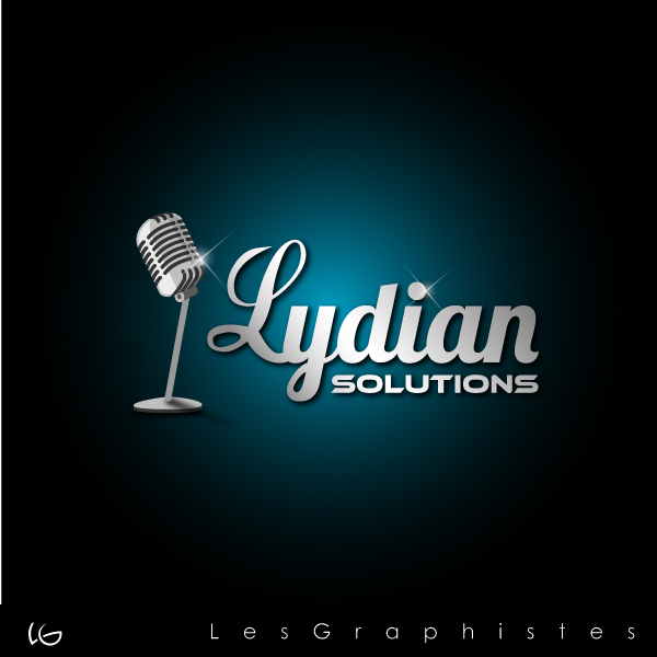 Logo Design by Les-Graphistes - Entry No. 67 in the Logo Design Contest Fun Logo Design for Lydian Solutions.
