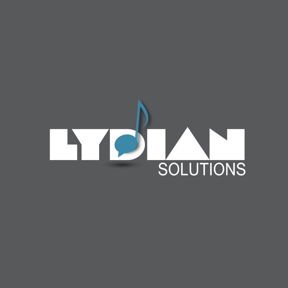 Logo Design by moonflower - Entry No. 74 in the Logo Design Contest Fun Logo Design for Lydian Solutions.