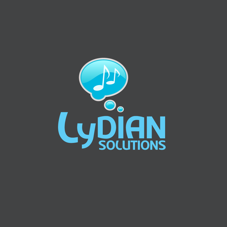 Logo Design by moonflower - Entry No. 75 in the Logo Design Contest Fun Logo Design for Lydian Solutions.