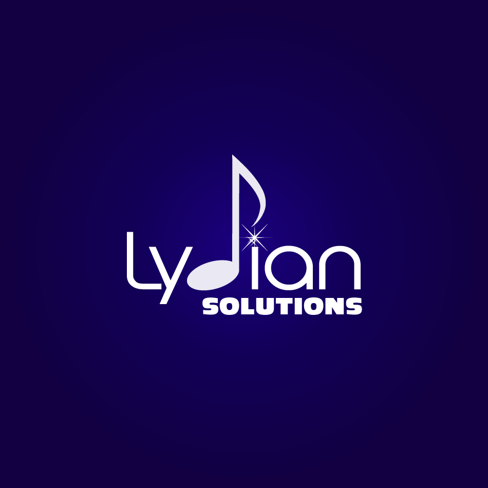 Logo Design by moonflower - Entry No. 76 in the Logo Design Contest Fun Logo Design for Lydian Solutions.