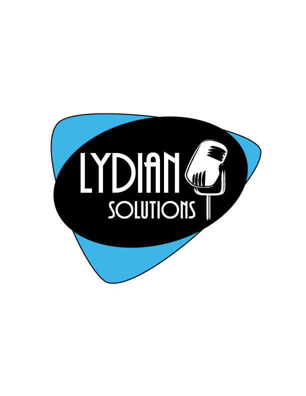 Logo Design by who_else88 - Entry No. 81 in the Logo Design Contest Fun Logo Design for Lydian Solutions.