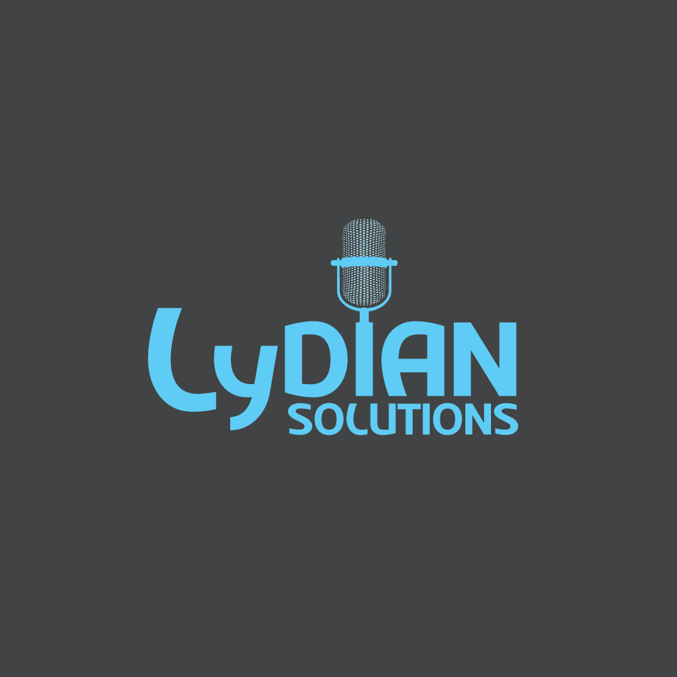 Logo Design by moonflower - Entry No. 83 in the Logo Design Contest Fun Logo Design for Lydian Solutions.