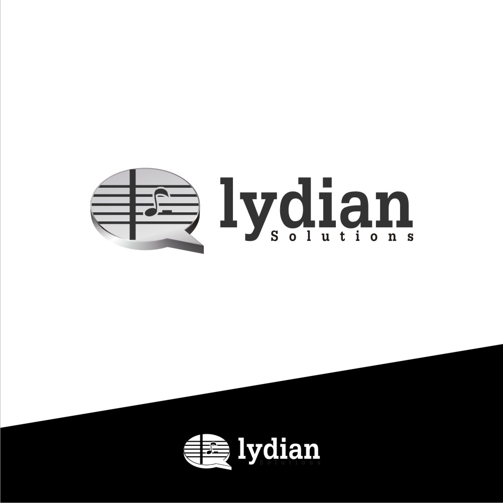 Logo Design by graphicleaf - Entry No. 92 in the Logo Design Contest Fun Logo Design for Lydian Solutions.