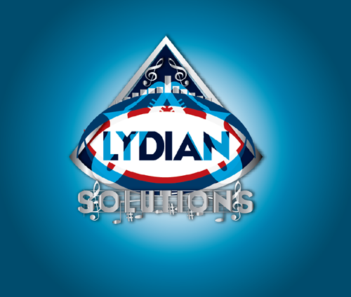 Logo Design by Md Iftekharul Islam Pavel - Entry No. 93 in the Logo Design Contest Fun Logo Design for Lydian Solutions.