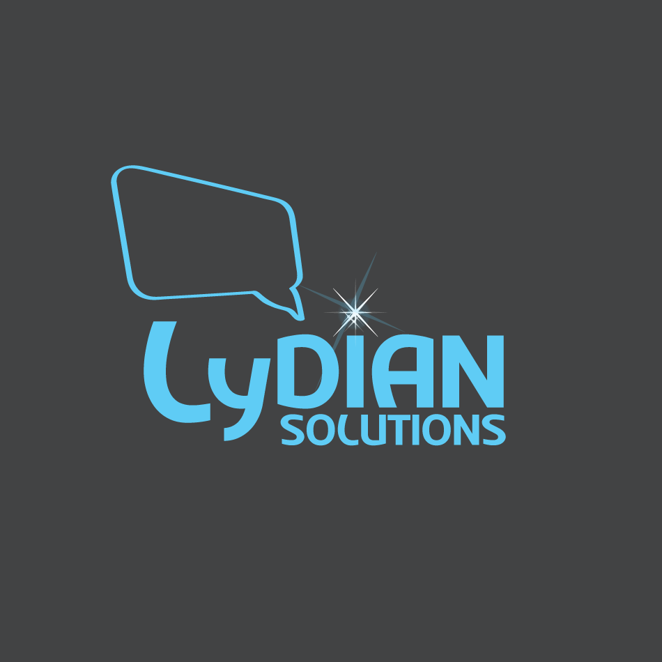 Logo Design by moonflower - Entry No. 96 in the Logo Design Contest Fun Logo Design for Lydian Solutions.