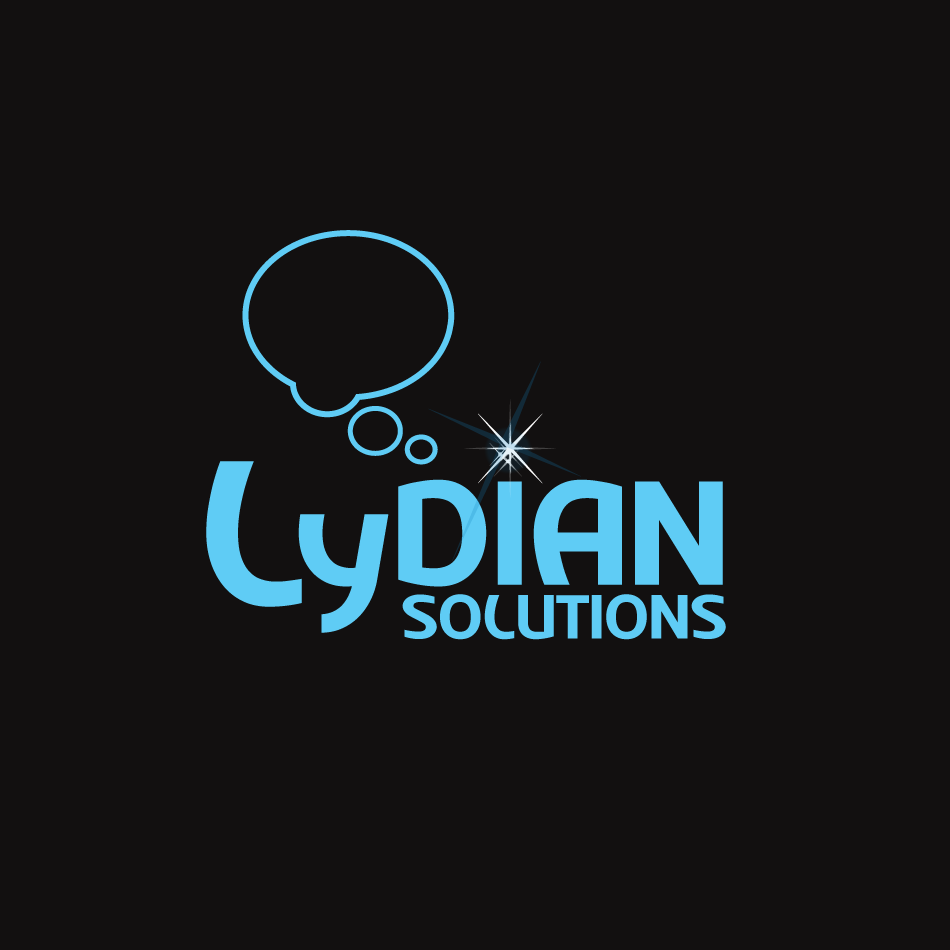 Logo Design by moonflower - Entry No. 97 in the Logo Design Contest Fun Logo Design for Lydian Solutions.