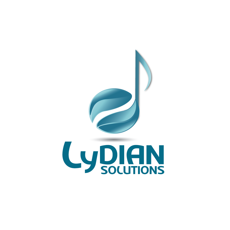 Logo Design by moonflower - Entry No. 98 in the Logo Design Contest Fun Logo Design for Lydian Solutions.