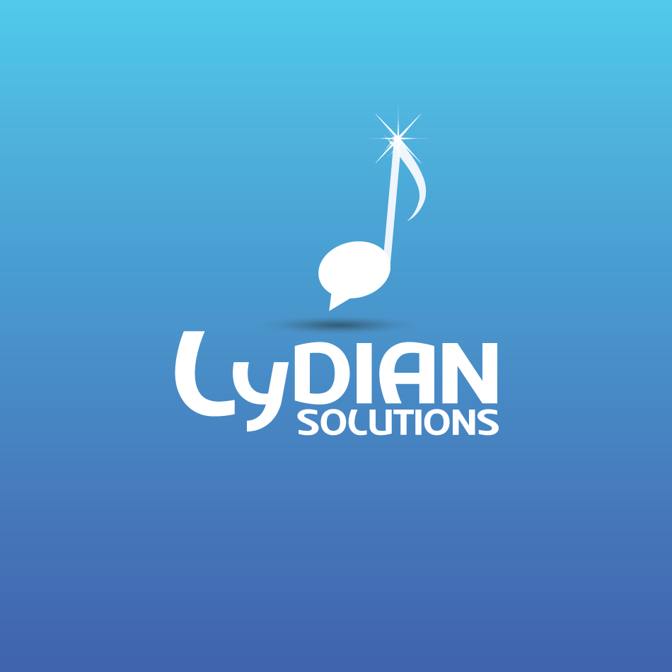 Logo Design by moonflower - Entry No. 99 in the Logo Design Contest Fun Logo Design for Lydian Solutions.