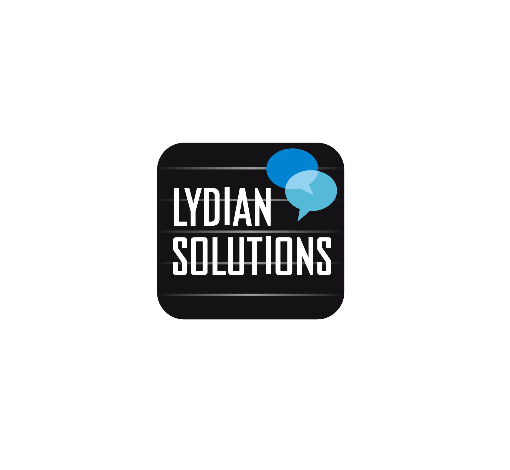 Logo Design by luna - Entry No. 111 in the Logo Design Contest Fun Logo Design for Lydian Solutions.