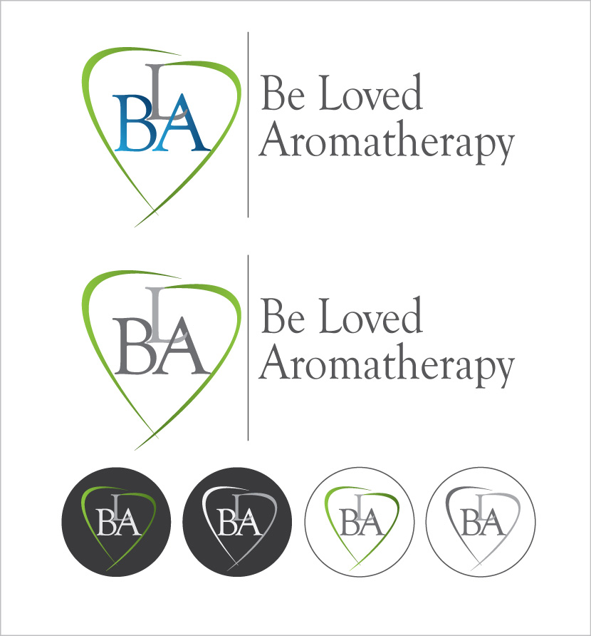 Logo Design by ksdevelop - Entry No. 1 in the Logo Design Contest Fun Logo Design for Be Loved Aromatherapy.