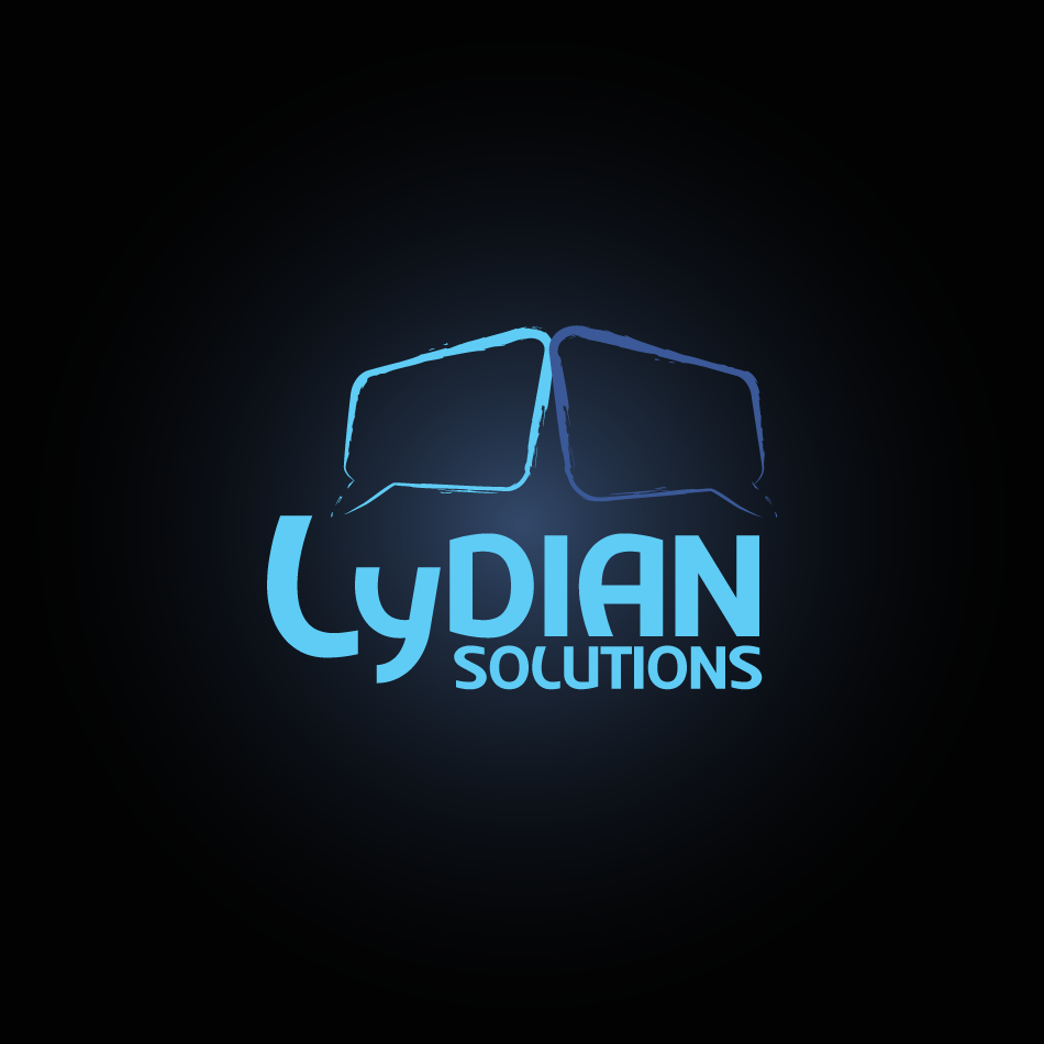 Logo Design by moonflower - Entry No. 114 in the Logo Design Contest Fun Logo Design for Lydian Solutions.
