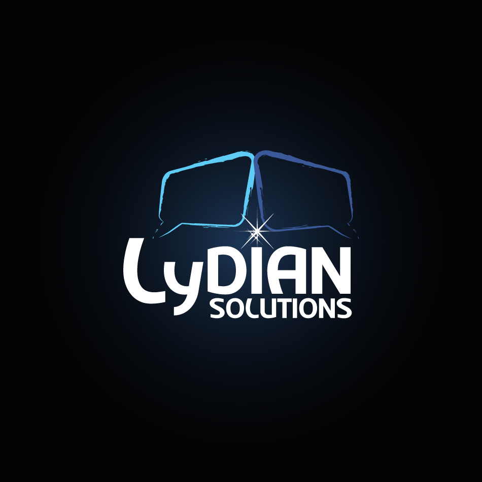 Logo Design by moonflower - Entry No. 116 in the Logo Design Contest Fun Logo Design for Lydian Solutions.
