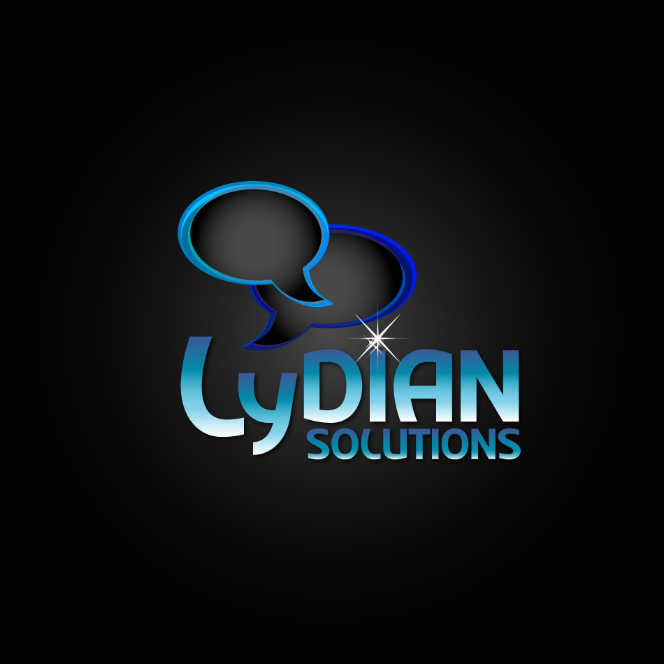 Logo Design by moonflower - Entry No. 117 in the Logo Design Contest Fun Logo Design for Lydian Solutions.