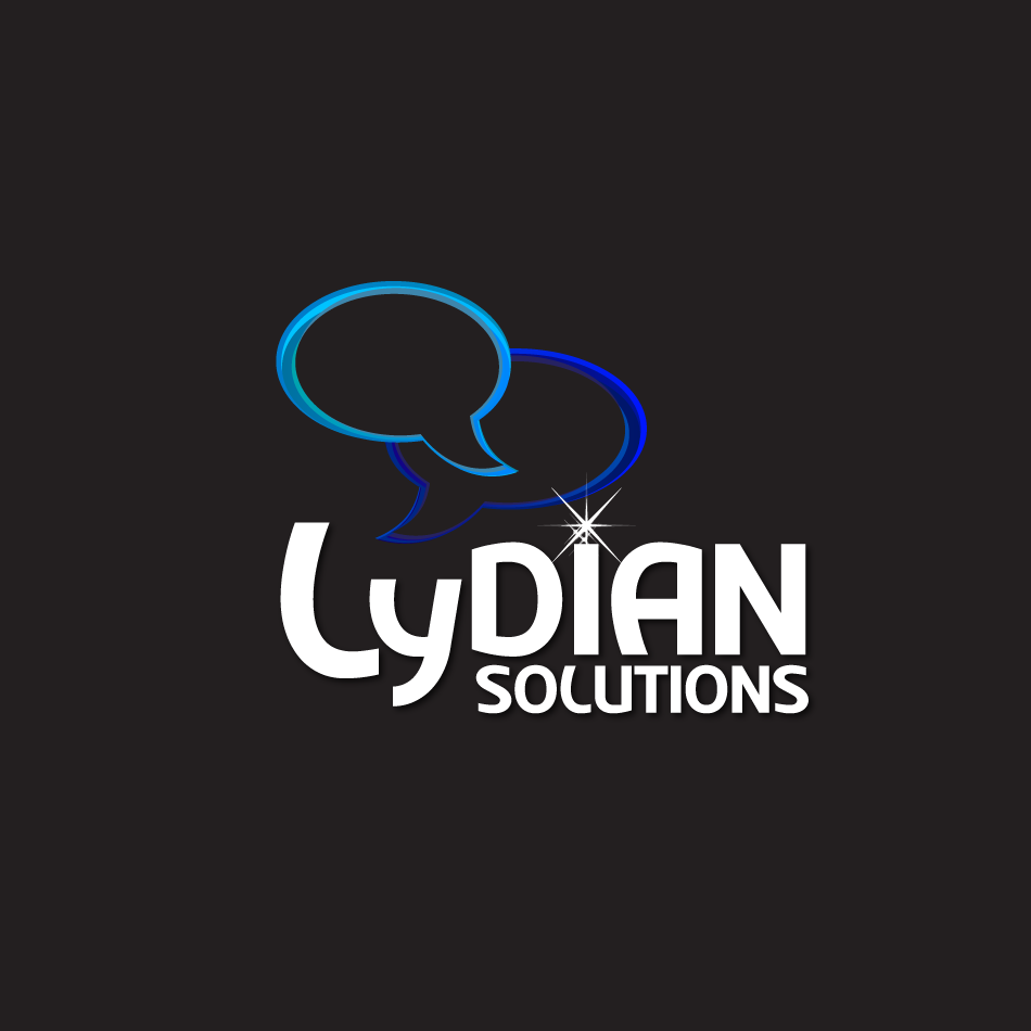Logo Design by moonflower - Entry No. 118 in the Logo Design Contest Fun Logo Design for Lydian Solutions.
