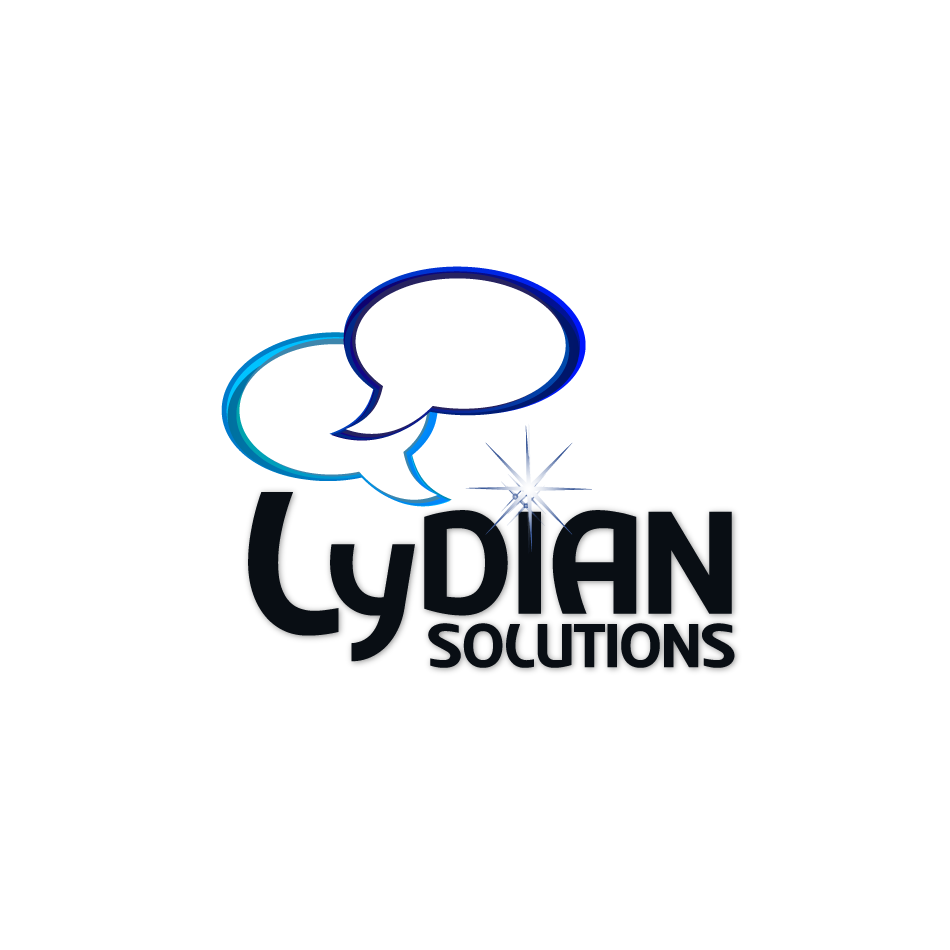 Logo Design by moonflower - Entry No. 119 in the Logo Design Contest Fun Logo Design for Lydian Solutions.