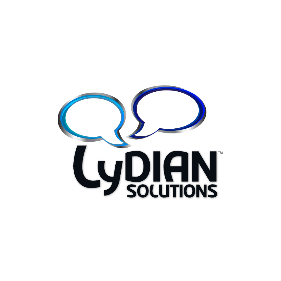 Logo Design by moonflower - Entry No. 120 in the Logo Design Contest Fun Logo Design for Lydian Solutions.