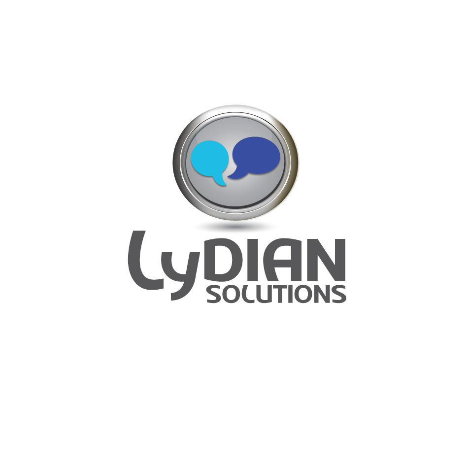Logo Design by moonflower - Entry No. 121 in the Logo Design Contest Fun Logo Design for Lydian Solutions.