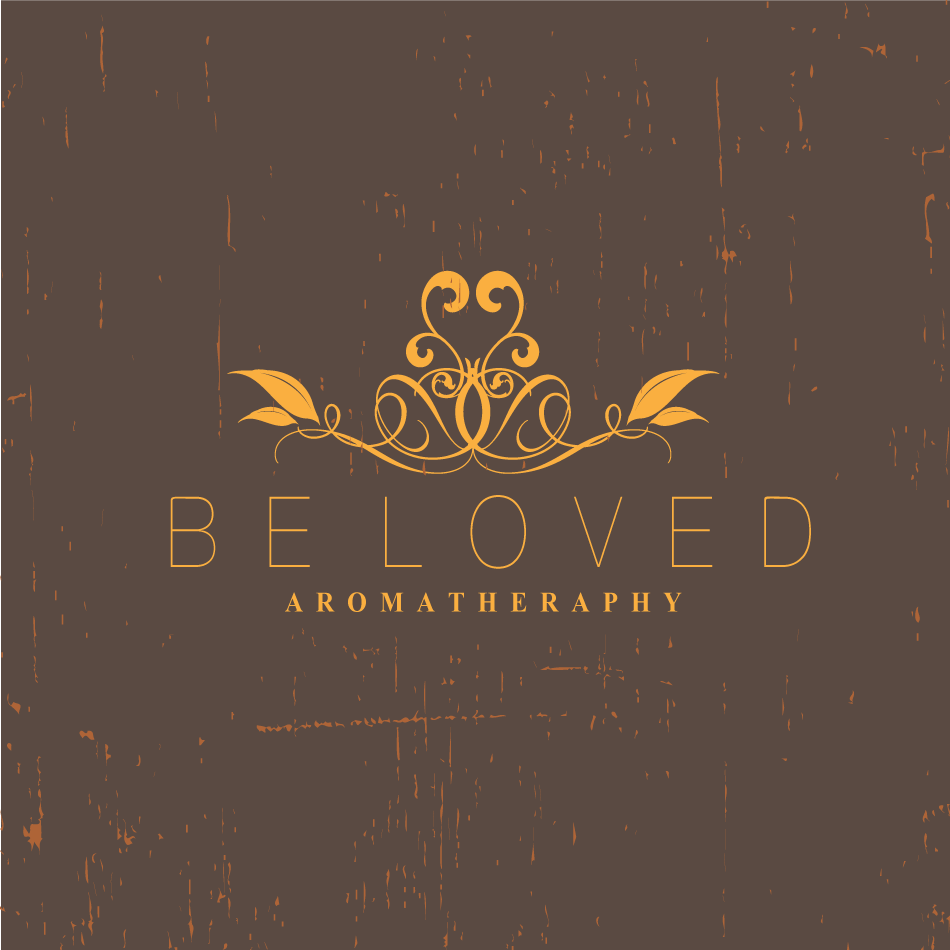 Logo Design by moonflower - Entry No. 3 in the Logo Design Contest Fun Logo Design for Be Loved Aromatherapy.