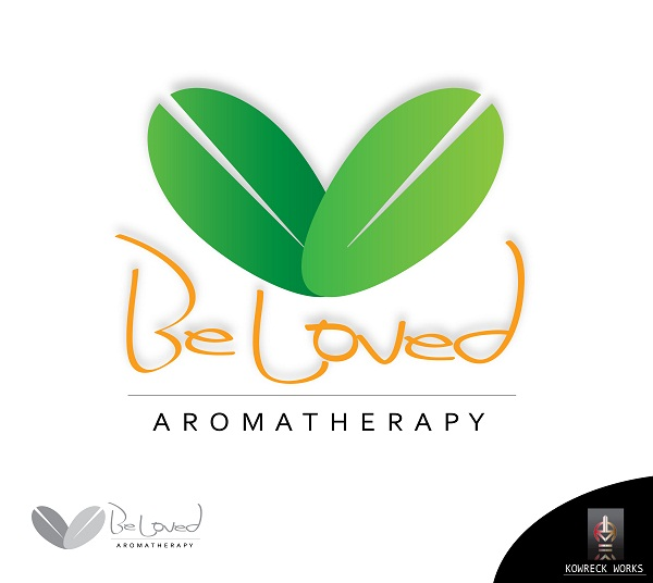 Logo Design by kowreck - Entry No. 6 in the Logo Design Contest Fun Logo Design for Be Loved Aromatherapy.