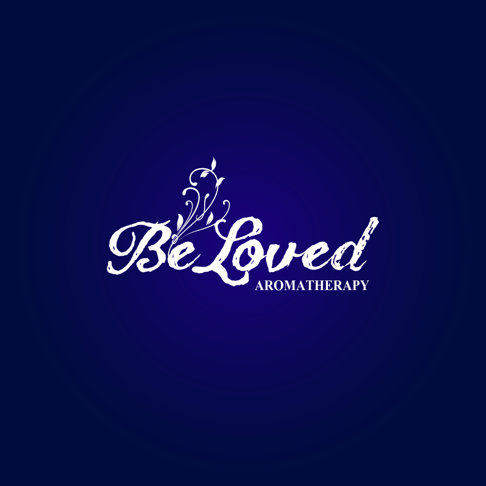 Logo Design by moonflower - Entry No. 8 in the Logo Design Contest Fun Logo Design for Be Loved Aromatherapy.