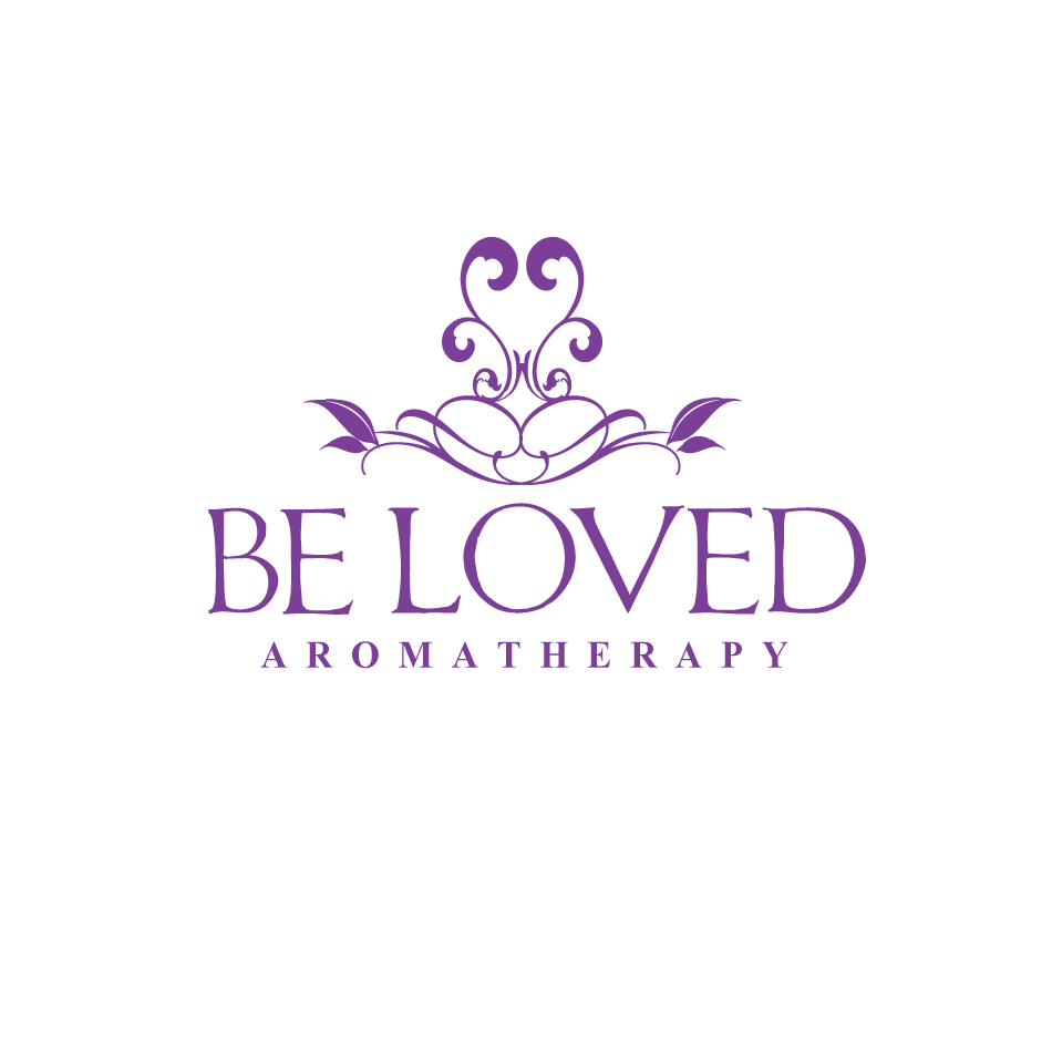 Logo Design by moonflower - Entry No. 10 in the Logo Design Contest Fun Logo Design for Be Loved Aromatherapy.
