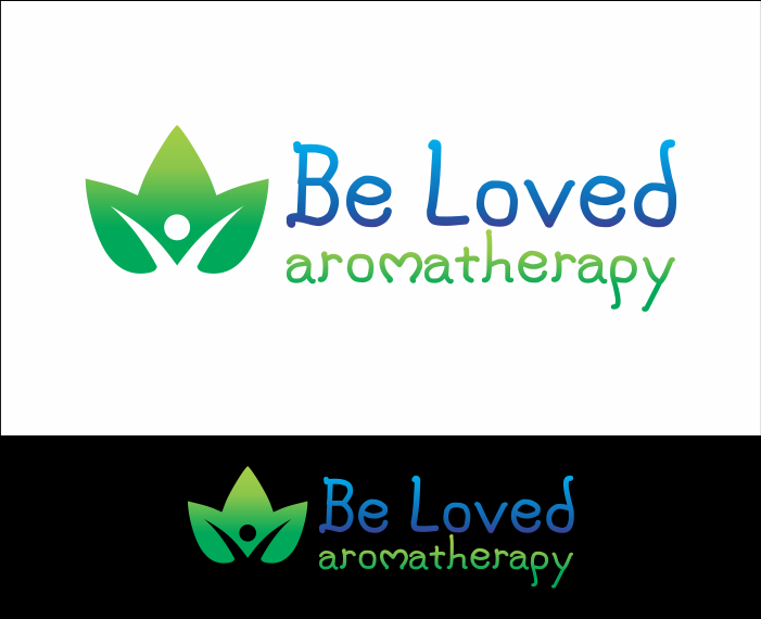 Logo Design by skyline - Entry No. 16 in the Logo Design Contest Fun Logo Design for Be Loved Aromatherapy.